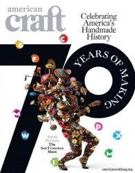Журнал American Craft - August/September 2011