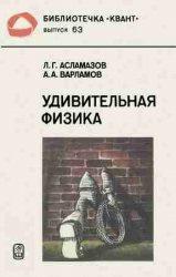 Книга Удивительная физика