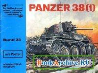 Книга Panzer 38 (t) (Waffen-Arsenal Band 23)