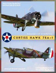 Книга Американский истребитель Curtiss Hawk 75A-1
