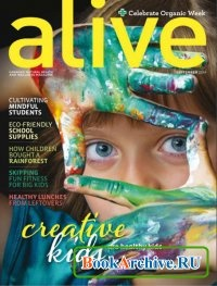 Журнал Alive - September 2014