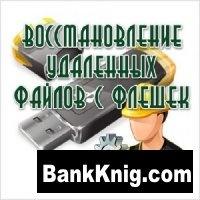 Книга Восстановление удаленных файлов с флешек (2013) mpg 462,84Мб