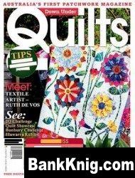 Журнал Down Under Quilts №138 November 2009 pdf 22,1Мб