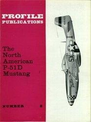 Книга P-51D Mustang  [Aircraft Profile 008]