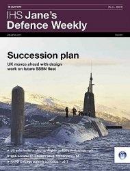 Журнал Jane's Defence Weekly №22 2012