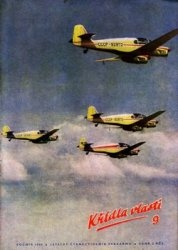 Журнал Kridla vlasti 1960-09