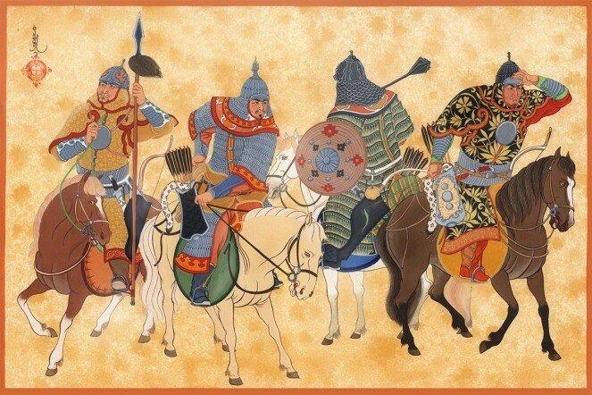Звідки зявилися і куди зникли татаро монголи (цитата)