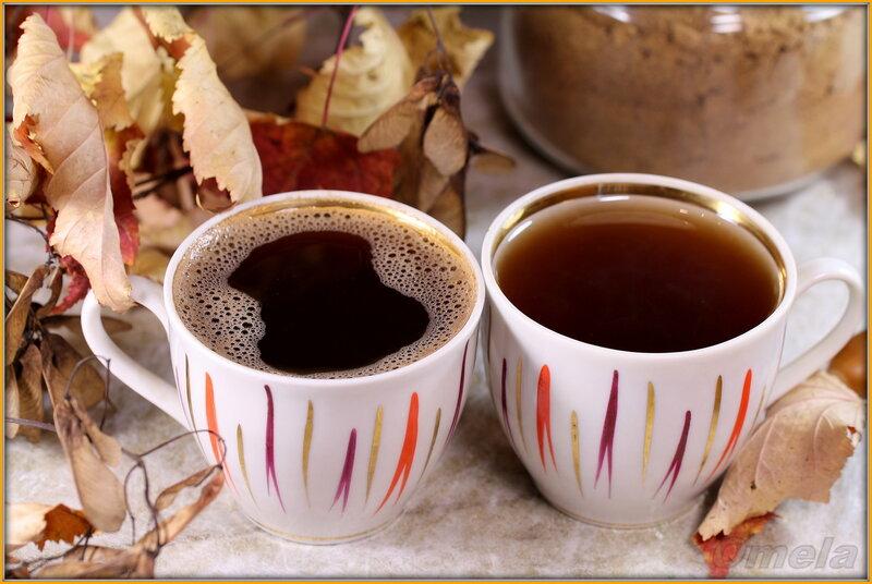 Желудевый «кофе» (мастер-класс)