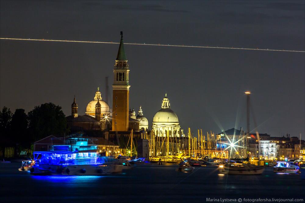Венеция полосатая