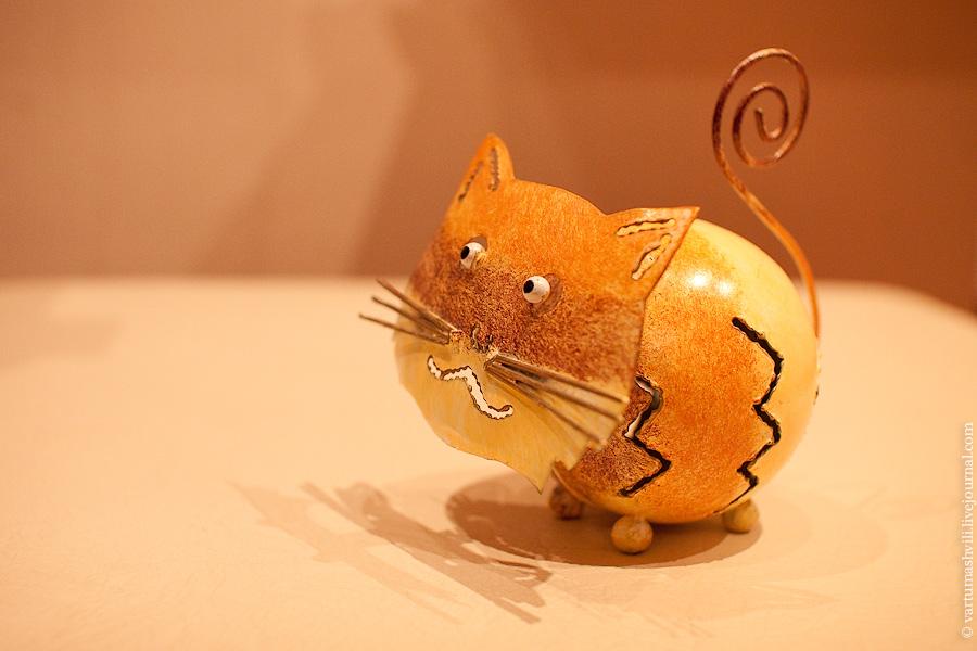 Индонезийский кот