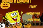 Спанч Боб Хэллоуин 3