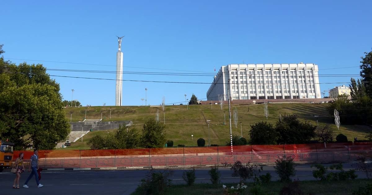 Самарская Жигулёвская кругосветка