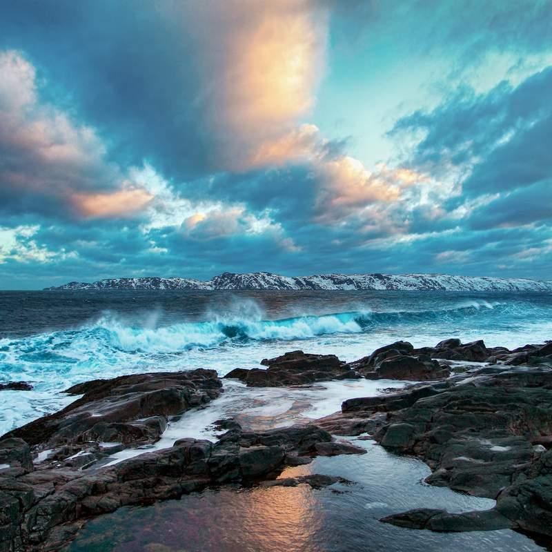 Морской берег картинки