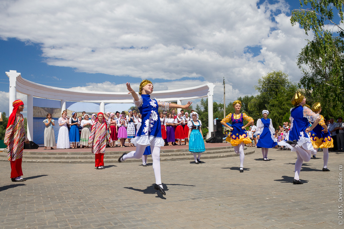 250 лет переселения немцев в Россию 35
