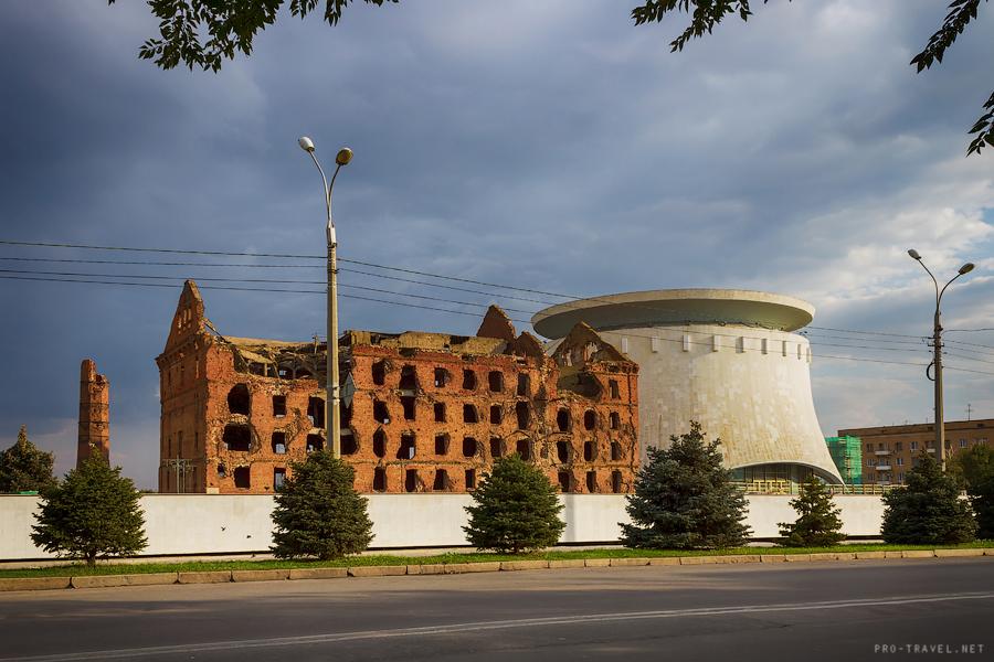 Волгоград. Мельница Гергардта