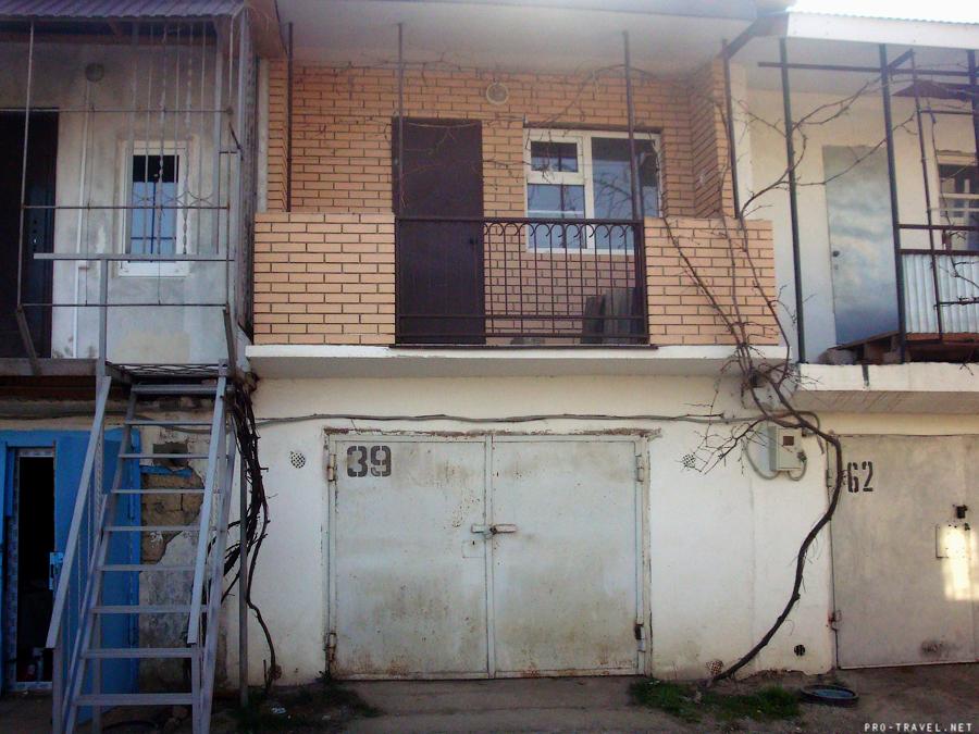 Жилой гараж в Анапе