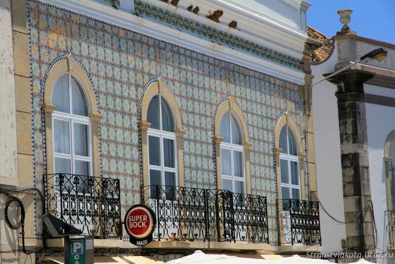 Algarve, Tavira