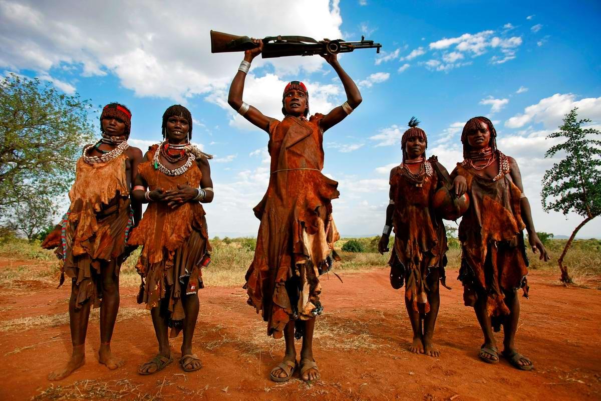 Картинки африканских аборигенов