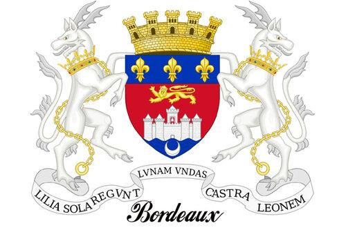 герб Бордо