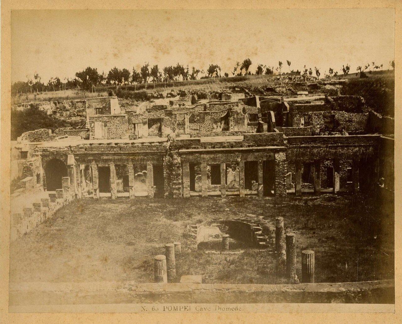 1880. Палаты Диомида