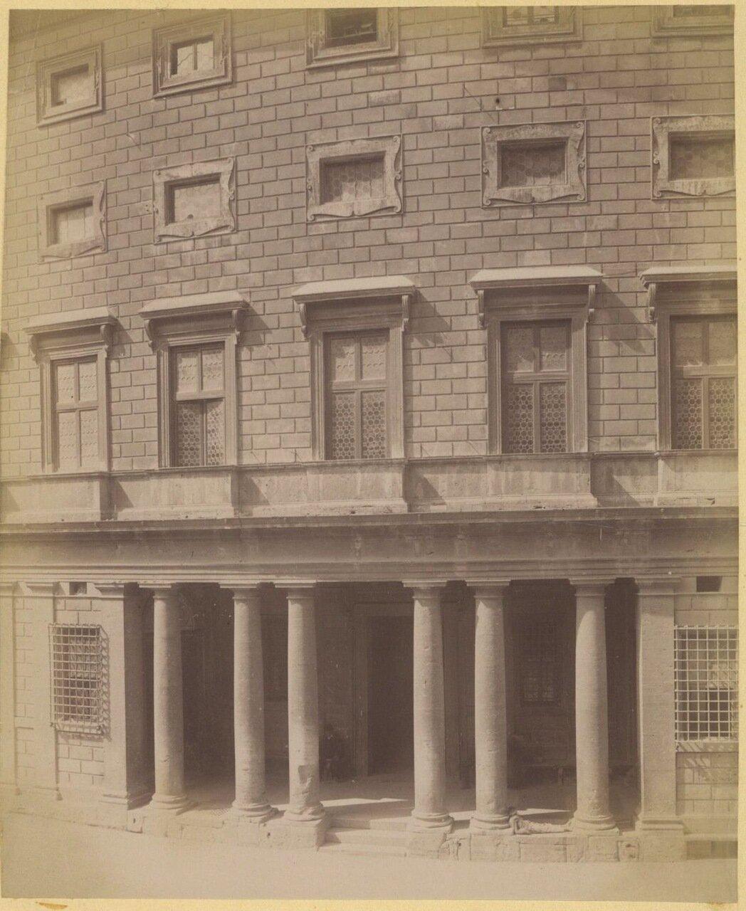 Дворец Массимо. 1880