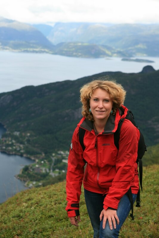 Матвеева Елена, Норвегия