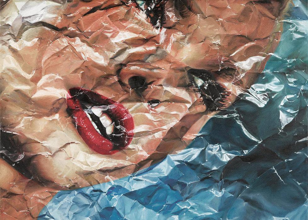 These are oil paintings, Stefania Fersini.jpg
