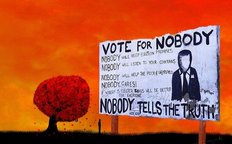 Даже если вы - пессимист... На выборы!.jpg