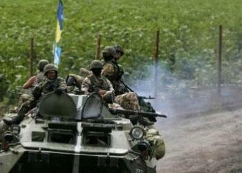 Украинские войска взяли под контроль юго-восток Луганска