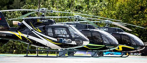 Вертолетное такси – сказка ли это?