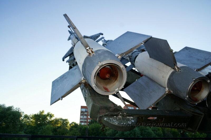 ЗРК C-125. Мемориал создателям ракетного щита России, Дзержинский