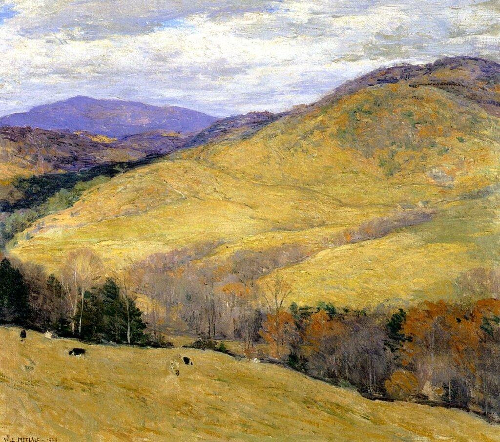 Vermont Hills, November, 1923.jpeg