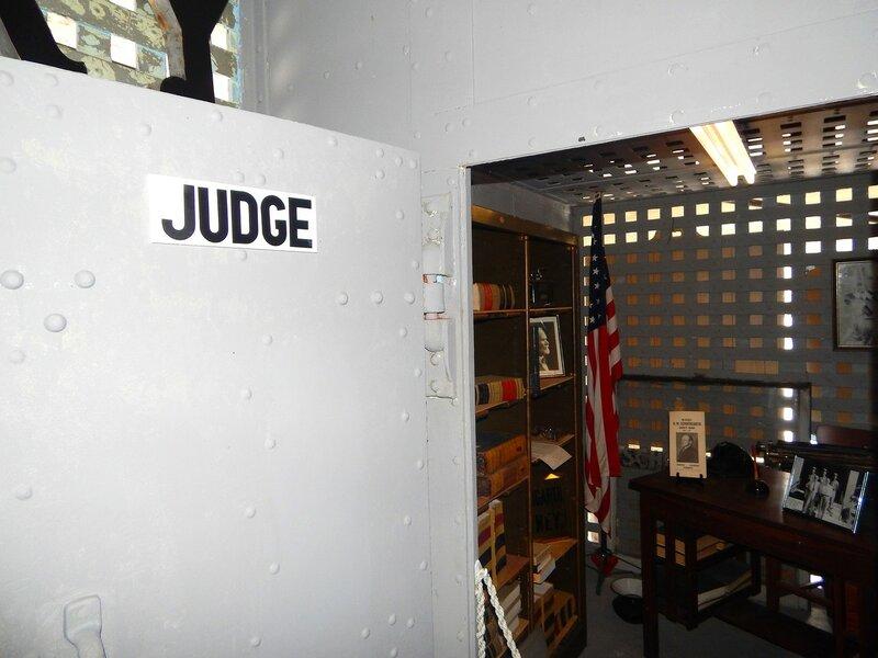 1897 Jail Museum.
