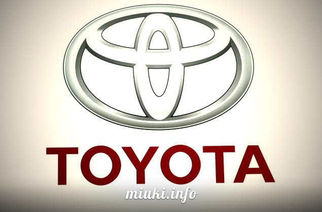 История японского авто-концерна TOYOTA