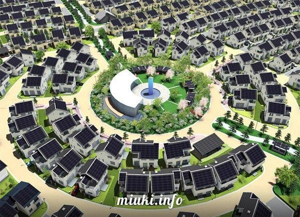 Фудзисава - Устойчивый Умный Город в Японии