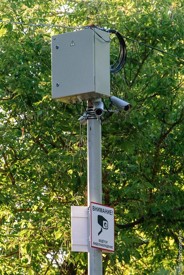 камеры видеонаблюдения в Сарове