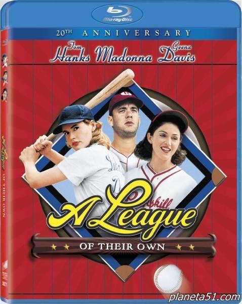 Их собственная лига / A League of Their Own (1992/HDRip)