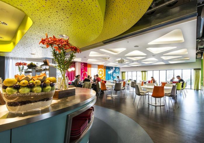 Фотографии штаб квартиры Google в Дублине