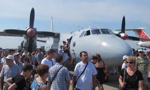Ан-26Ш / Челябинск