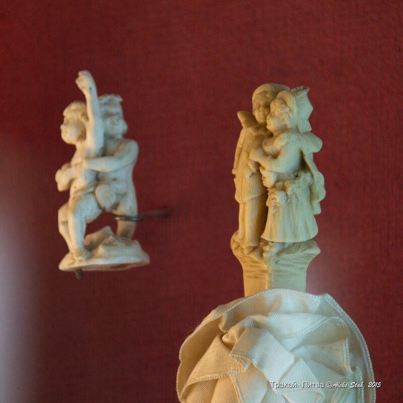 Трубки и трости Тракайского музея