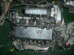 Двигатель HYUNDAI G4EB 1.5 л, 90 л/с