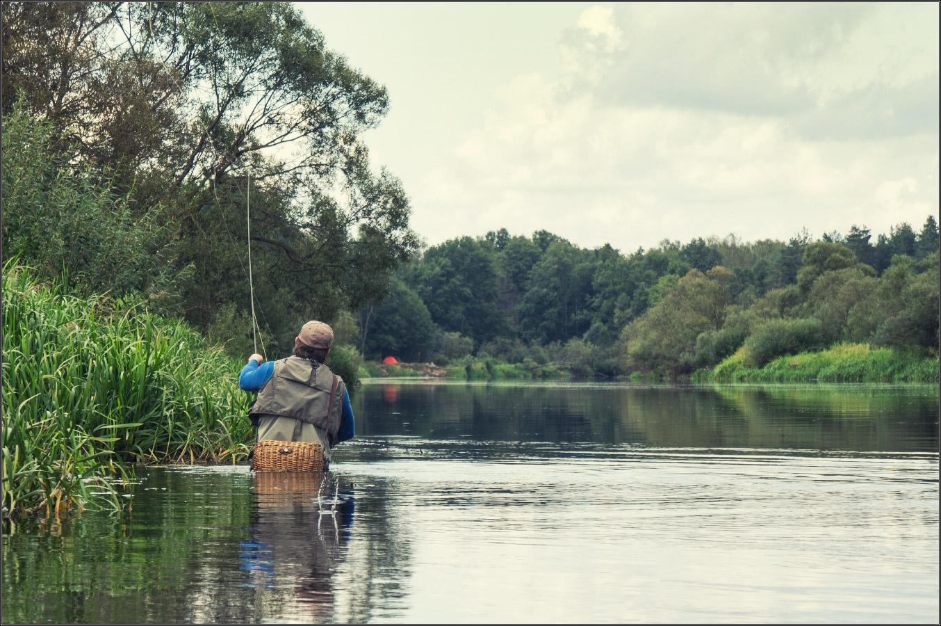 рыбалка березина речка форум