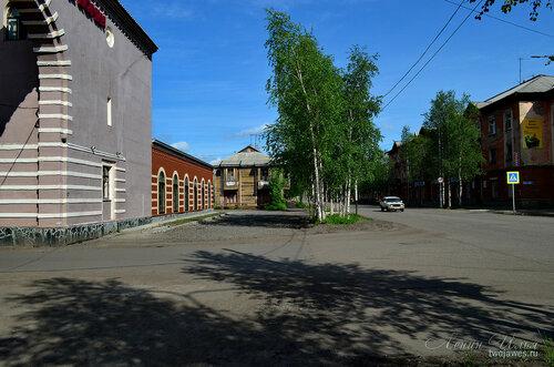 Фото города Инта №7783  Кирова 26, 24 и 17 21.06.2015_13:58