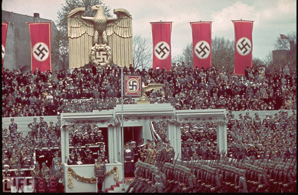 the racial state the nazi and the third reich