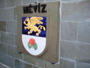 Венгрия, Хевиз, герб города