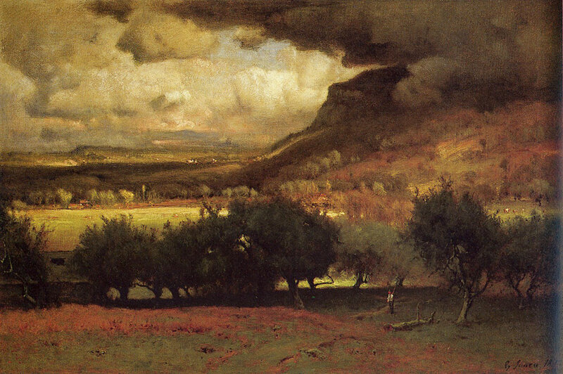 The Coming Storm, 1878