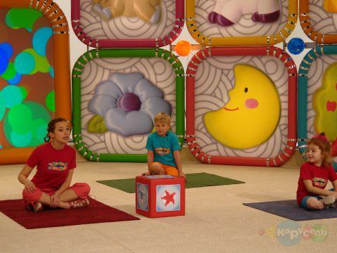 Зарядись позитивом: разминка для детей - YouTube