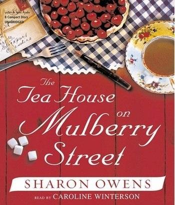 Книга Шэрон Оуэнс Чайная на Малберри-стрит