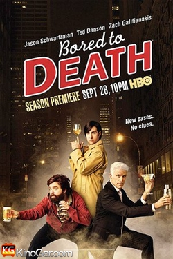Bored to Death Staffel 1-3 (2011)