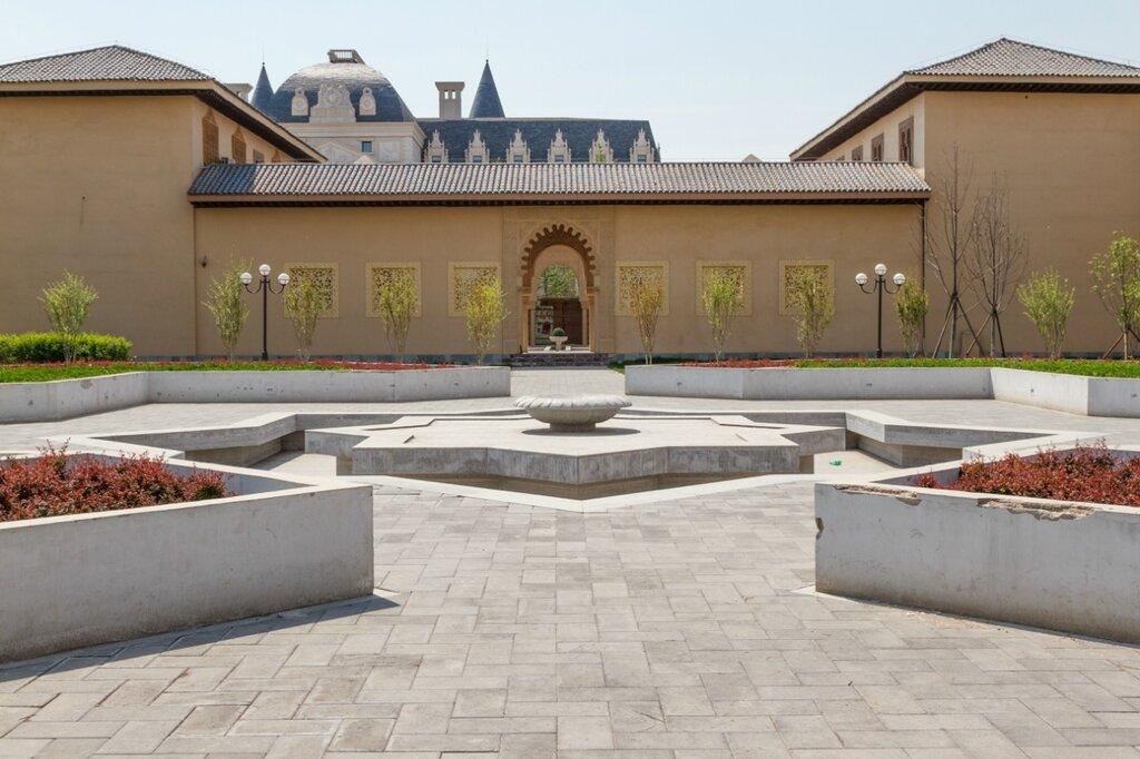 Сад в арабском стиле, Парк-выставка садов, Пекин